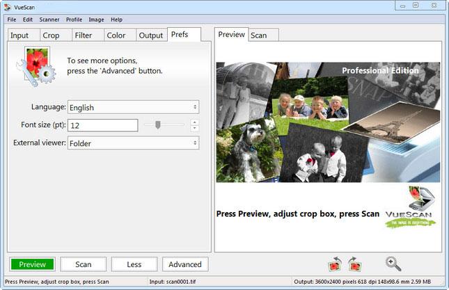 VueScan Pro mac