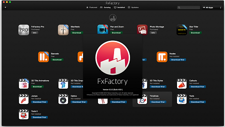 fxfactory for windows 7