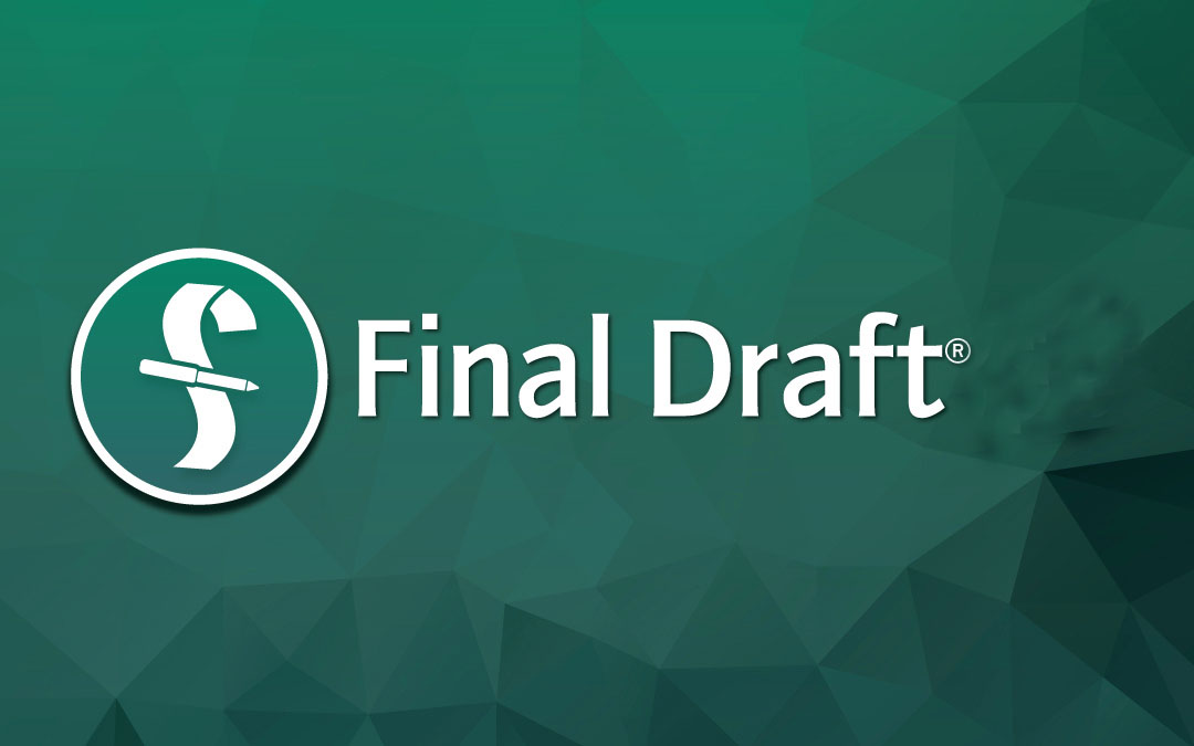 final draft 11 download free