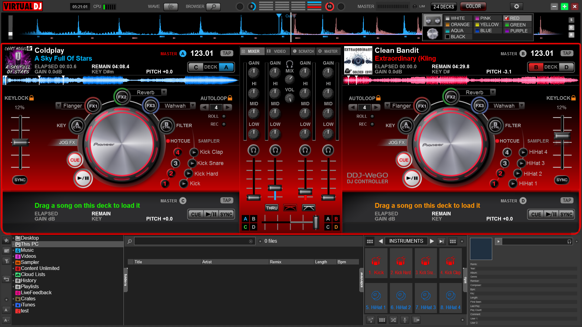 download visual dj for pc
