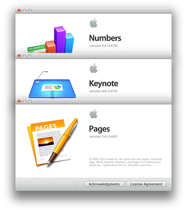 keynote for mac 10.11