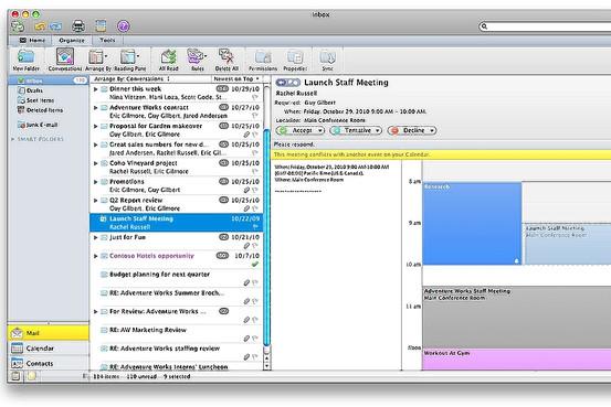 Microsoft Outlook 2019 v16 27 Crack FREE Download – Mac Software