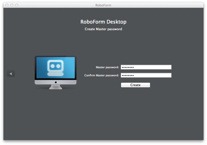 RoboForm mac