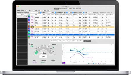 WiFi Scanner 2 9 1 Crack FREE Download – Mac Software Download