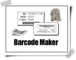 Barcode Maker mac