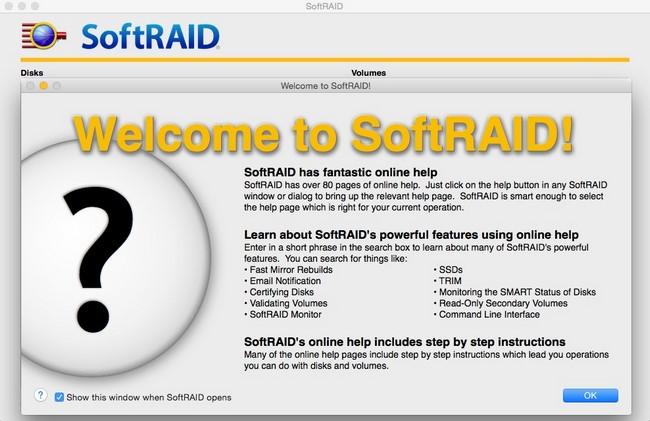SoftRAID