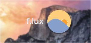 f.lux mac