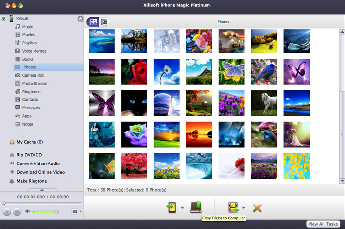 Xilisoft iPhone Magic Platinum