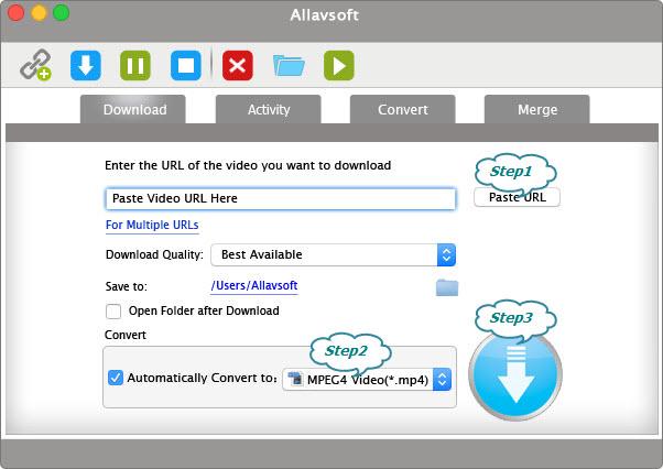 Allavsoft Downloader Mac