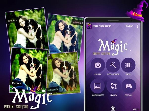 Magic Photo Editor mac