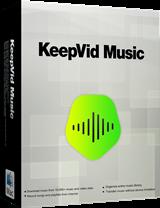 KeepVid Music mac