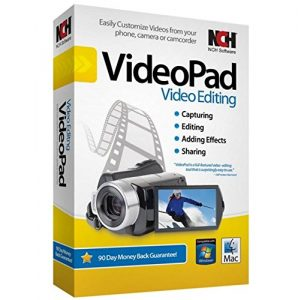 NCH VideoPad Pro