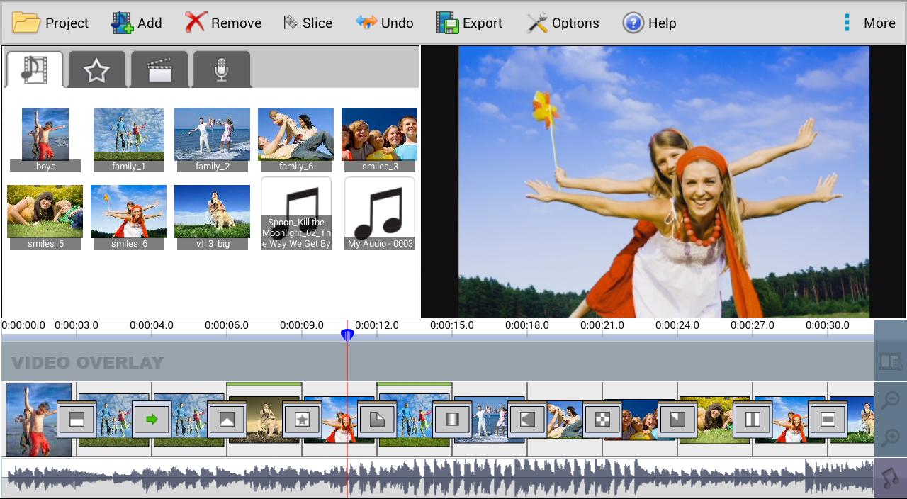 NCH VideoPad Pro mac