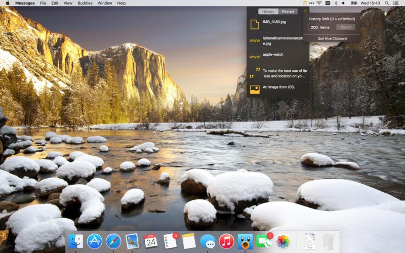 Nice Clipboard mac