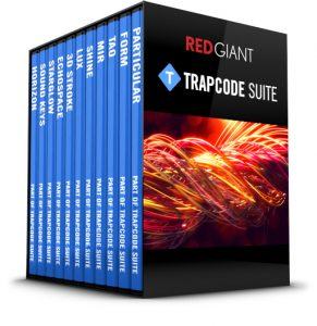 Red Giant Trapcode