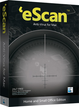 eScan Antivirus Security mac