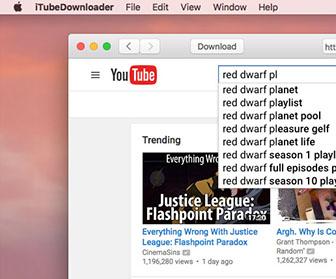 iTubeDownloader 6 5 1 Crack FREE Download – Mac Software