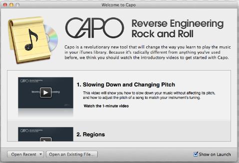 capo 3 5 8 crack free download mac software download. Black Bedroom Furniture Sets. Home Design Ideas