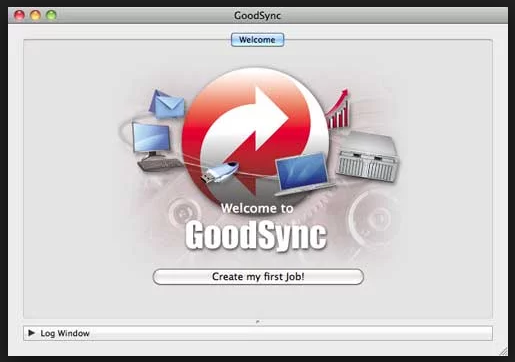 GoodSync Pro mac
