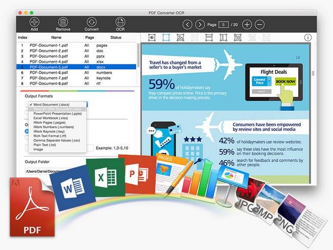 Lighten Software PDF Converter OCR