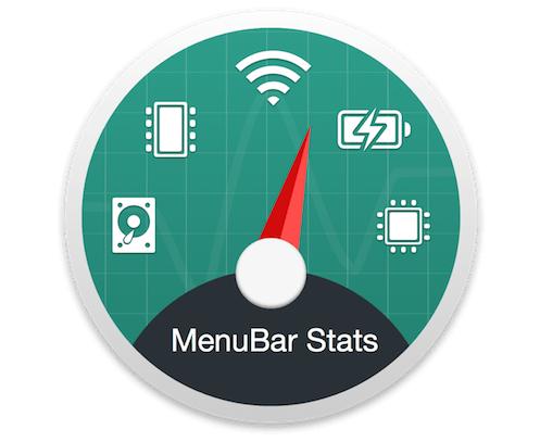 MenuBar Stats