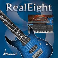 MusicLab RealEight mac
