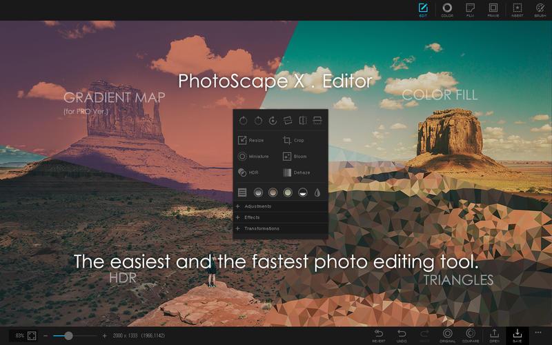 PhotoScape mac