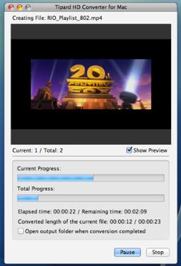 Tipard HD Converter