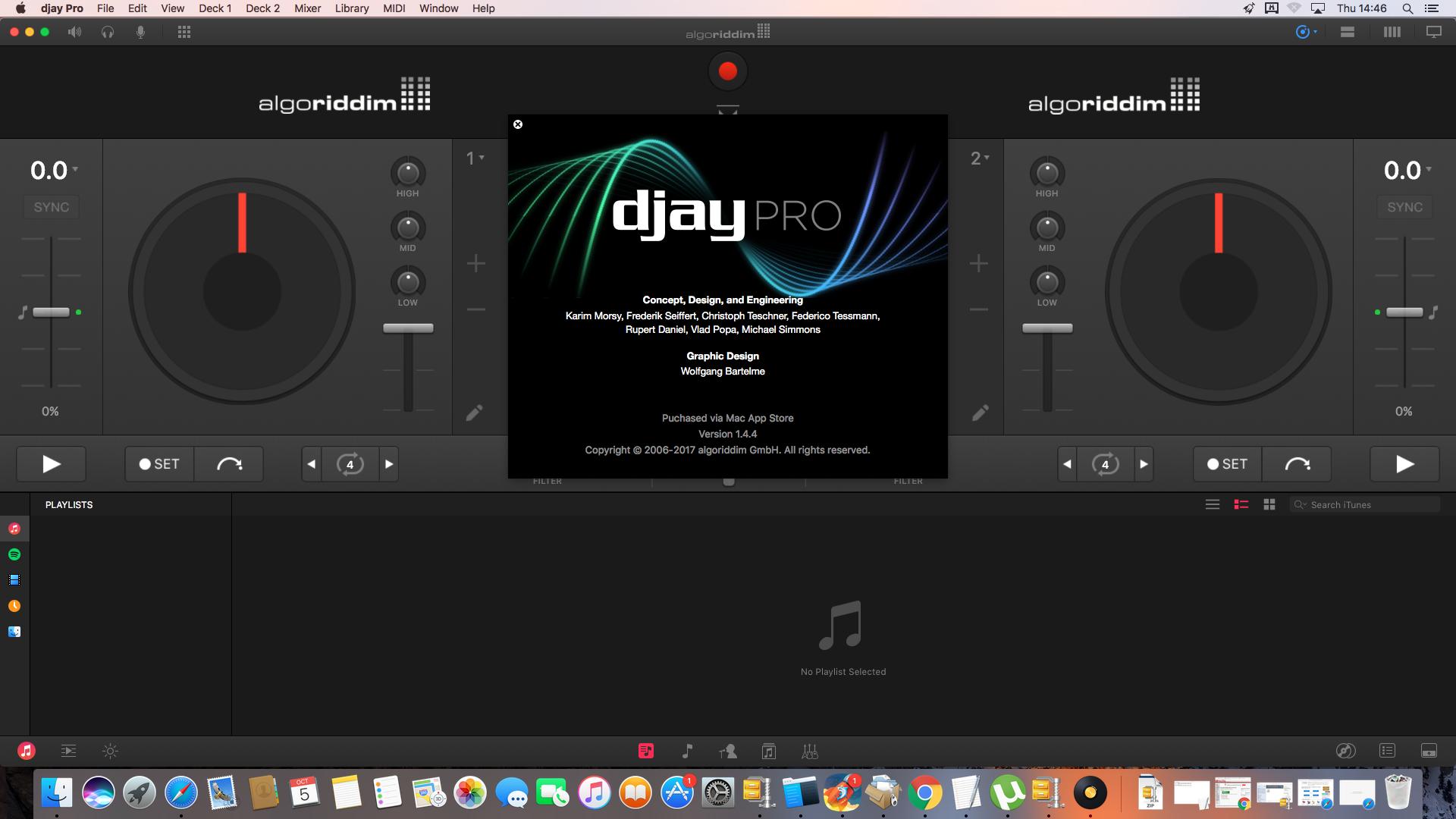 djay FX Pro