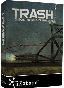 iZotope Trash