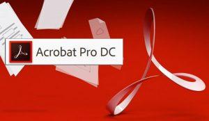 Adobe Acrobat Pro DC mac