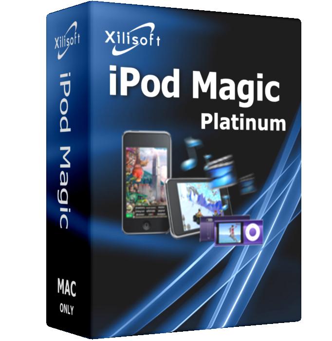 Xilisoft iPod Magic Platinum mac