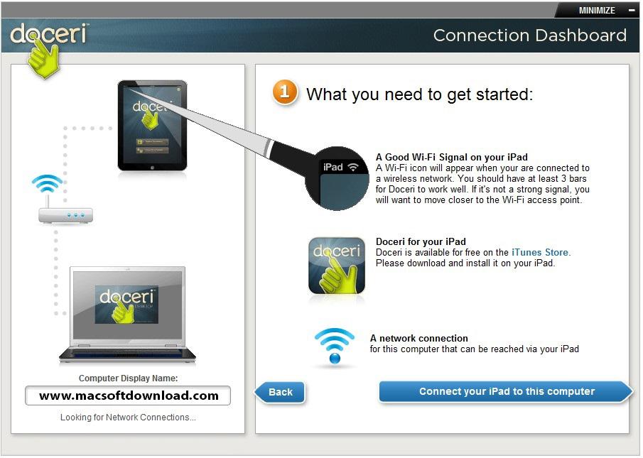 Doceri Desktop mac
