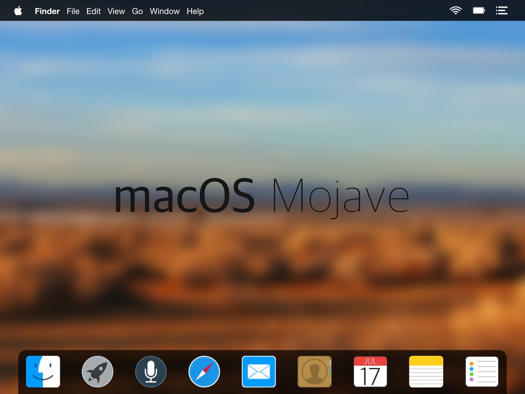 macOS Mojave Full