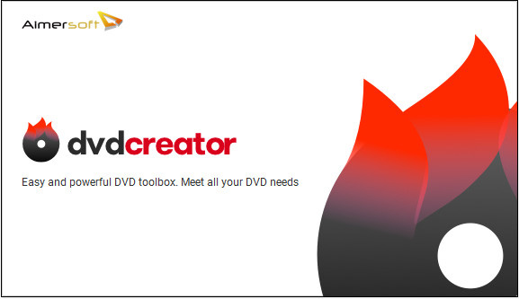Aimersoft DVD Creator mac