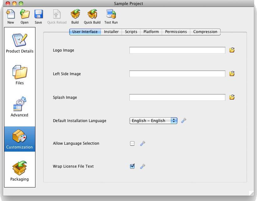 BitRock InstallBuilder
