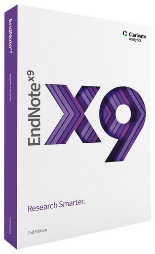 EndNote X9 1 Build 12691 Crack FREE Download – Mac Software Download