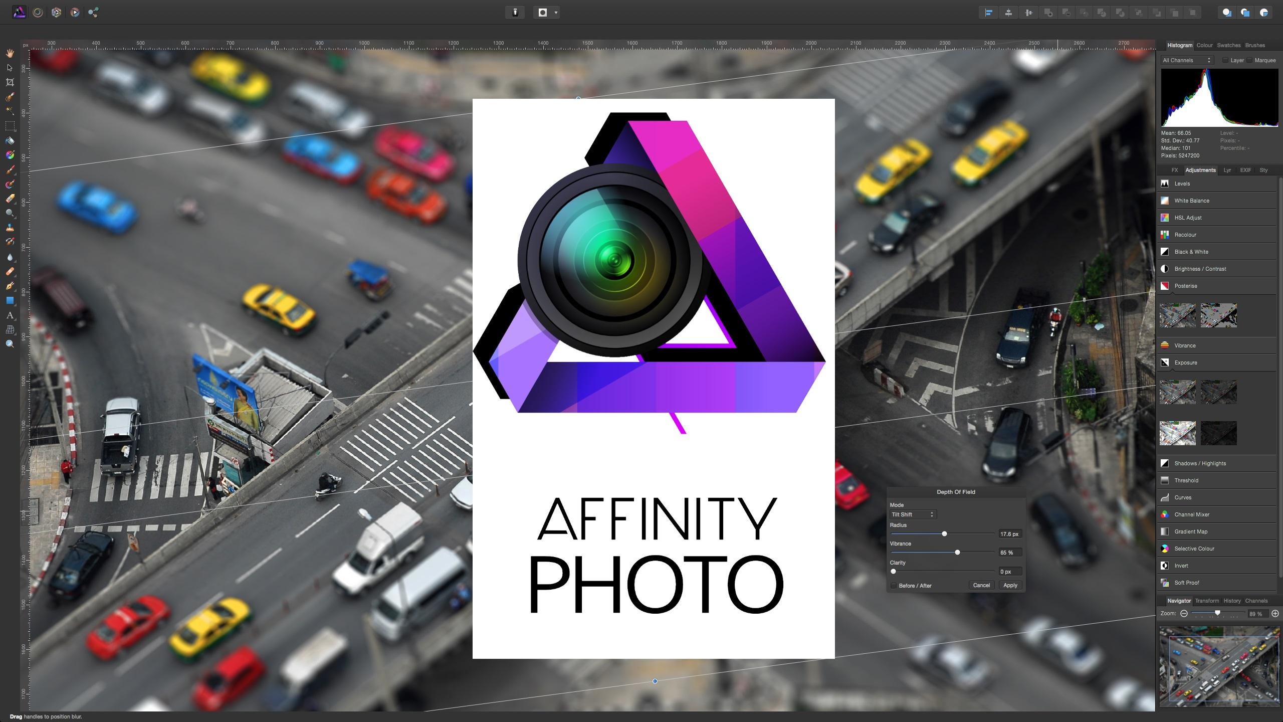 Serif Affinity Photo mac