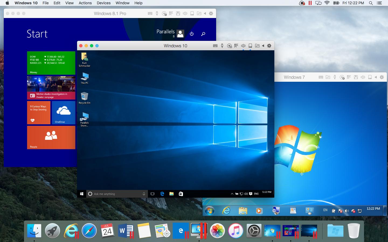 Parallels Desktop Business Edition mac