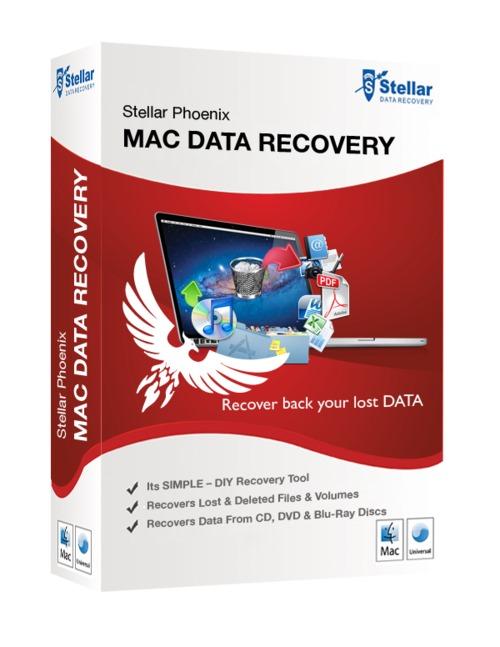 Stellar Phoenix Mac Data Recovery
