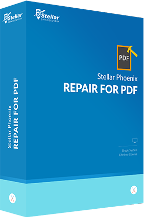 Stellar Phoenix Repair for PDF mac