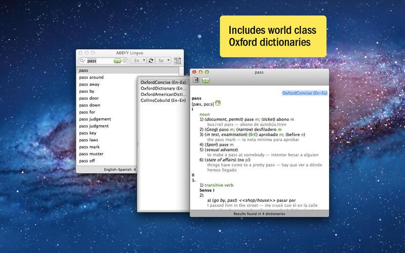 ABBYY Lingvo Dictionary
