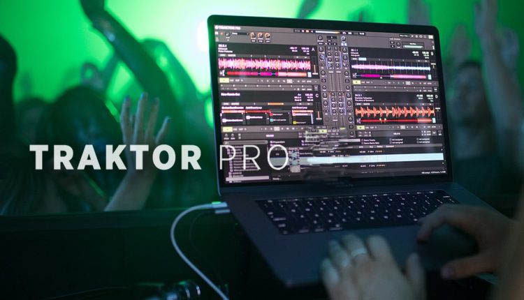 Native Instruments Traktor 3 1 0 27 Crack FREE Download