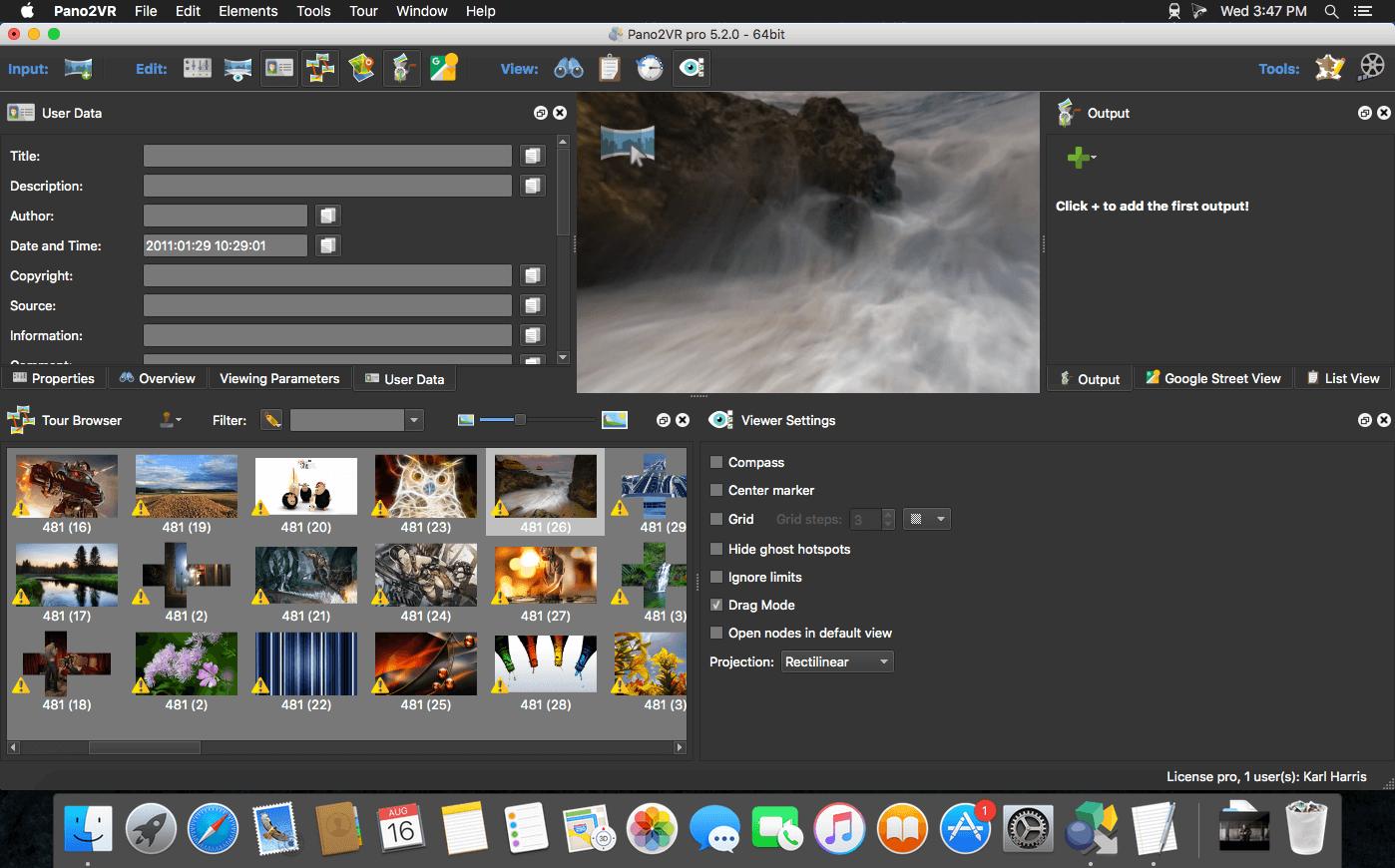 Pano2VR Pro Mac