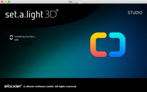 Set A Light 3D Studio mac