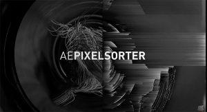 AE Pixel Sorter mac