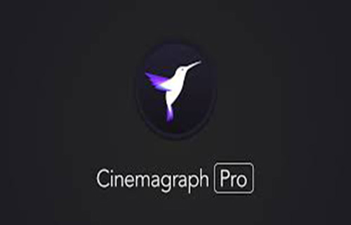 Cinemagraph Pro mac