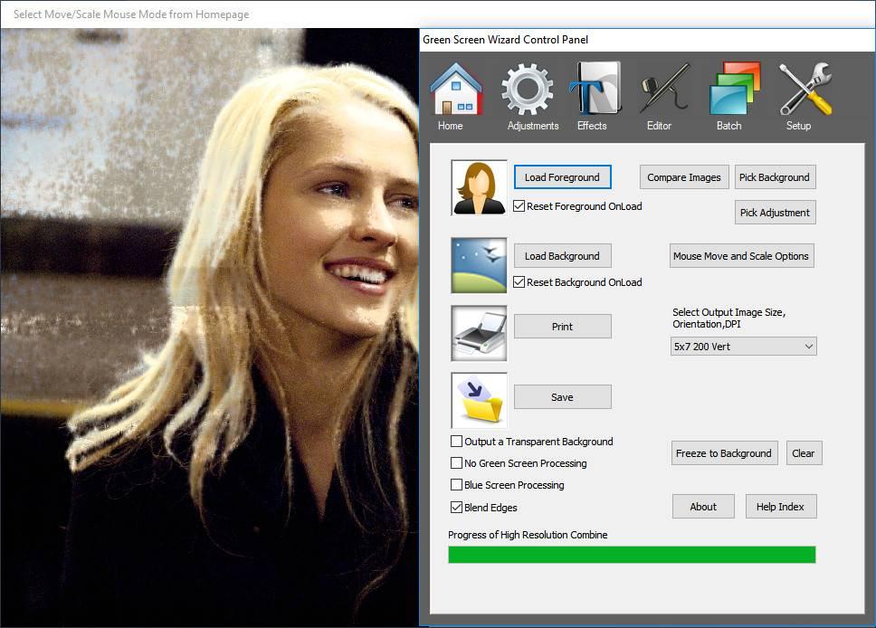 Green Screen Wizard Pro - DownloadKeeper