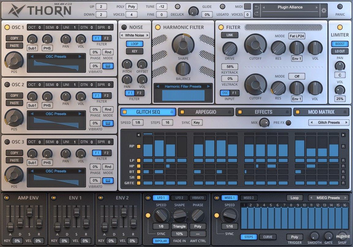 DS Audio Thorn
