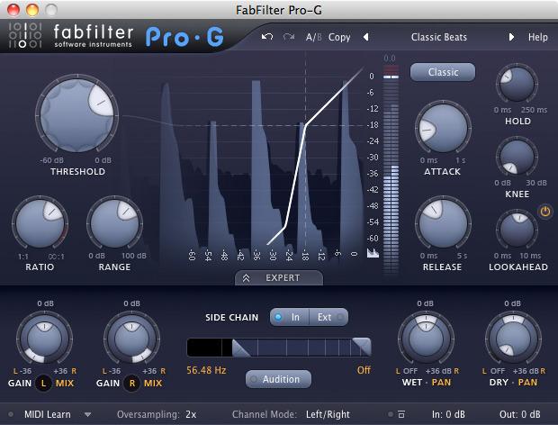 FabFilter Pro g